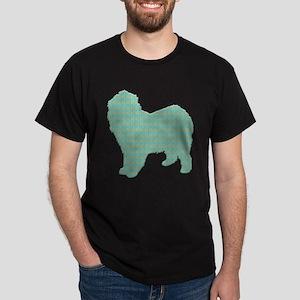 Paisley Lagotto Dark T-Shirt