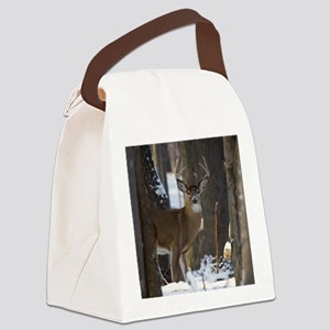 Trophy Whitetail D1316-014 Canvas Lunch Bag