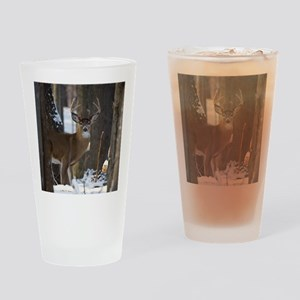 Trophy Whitetail D1316-014 Drinking Glass