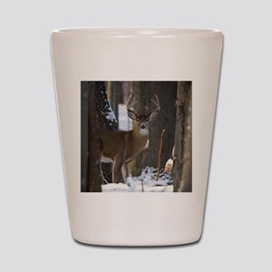 Trophy Whitetail D1316-014 Shot Glass