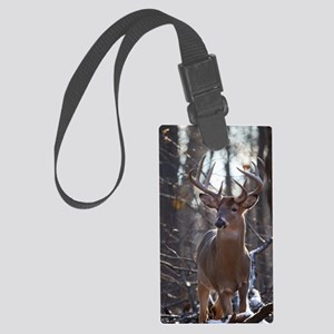 Dominant Buck D1342-025 Large Luggage Tag