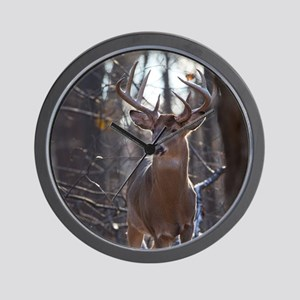 Dominant Buck D1342-025 Wall Clock