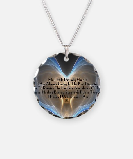 Divinely Guided Abundance Necklace