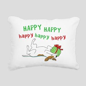 happyjrtCP2 Rectangular Canvas Pillow