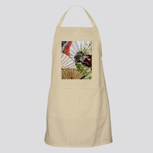 Flower Garden Framed Print Apron