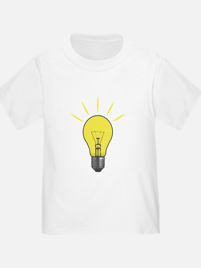 Bright Idea Light Bulb T