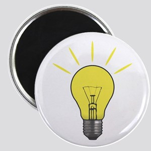 Bright Idea Light Bulb Magnet