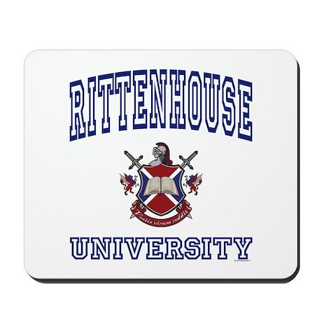RITTENHOUSE University Mousepad