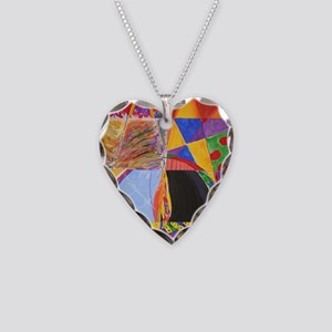 Sisterhood Chalice Necklace Heart Charm