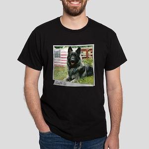 Ca$h Flag Dark T-Shirt
