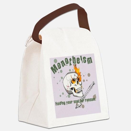MonoNook Canvas Lunch Bag