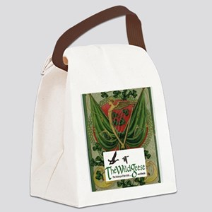 Card logo 2 Canvas Lunch Bag