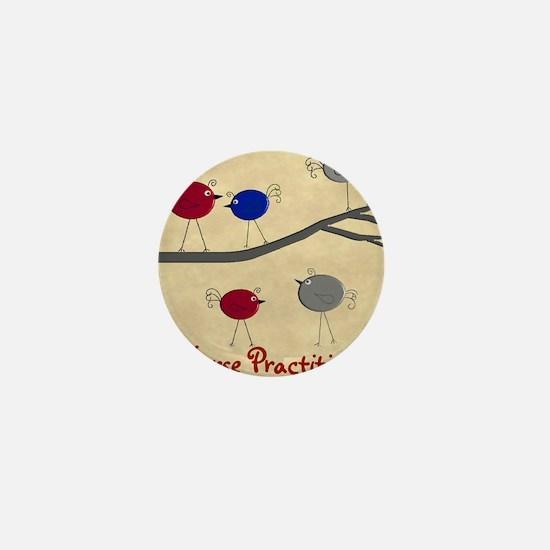 NP tote 7 Mini Button