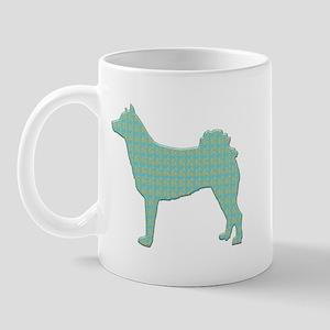 Paisley Norrbottenspets Mug
