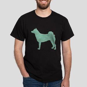 Paisley Norrbottenspets Dark T-Shirt