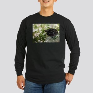Spotted Turtle Long Sleeve Dark T-Shirt