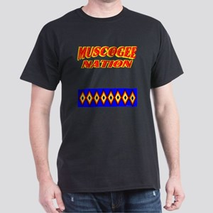 MUSCOGEE NATION Dark T-Shirt