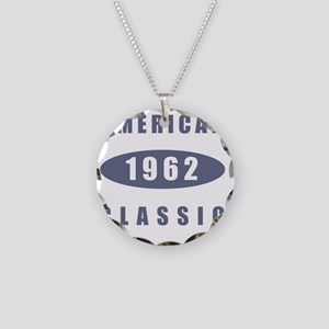 1962 American Classic Necklace Circle Charm