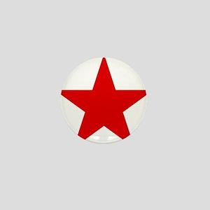 Soviet Air Force roundel Mini Button