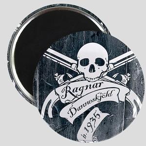 Ragnar Danneskjöld (Distressed) Magnet