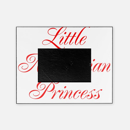 Little Norwegian Princess Picture Frame