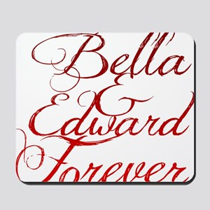 Bella  Edward Mousepad