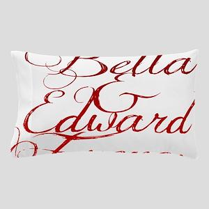 Bella  Edward Pillow Case