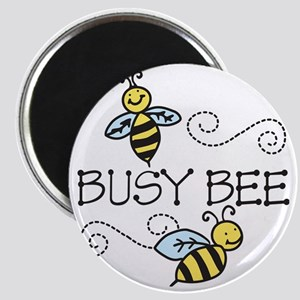 Busy Bees Magnet