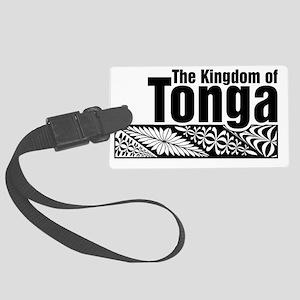 The Kingdom of Tonga - kupesi de Large Luggage Tag