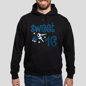 Sweet 16 Hoodie (dark)