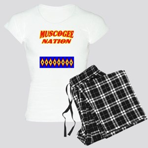 MUSCOGEE NATION Women's Light Pajamas