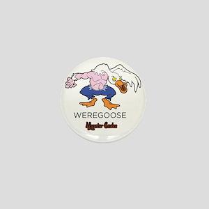 Weregoose Mini Button