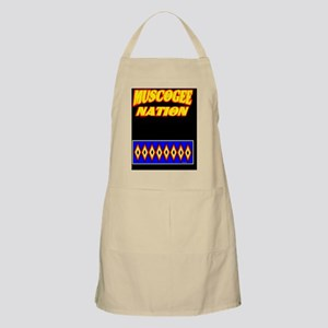 MUSCOGEE NATION Apron