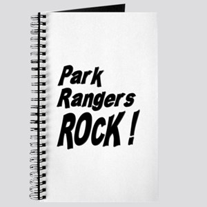 Park Rangers Rock ! Journal