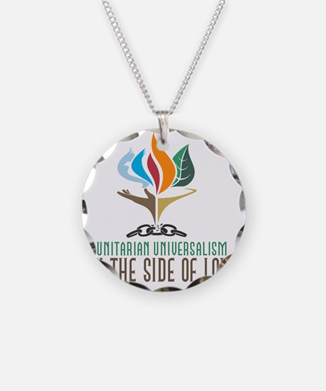 UU On the Side of Love Necklace