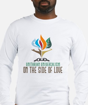 UU On the Side of Love Long Sleeve T-Shirt