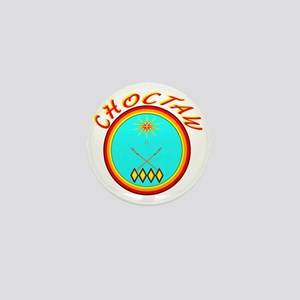 CHOCTAW Mini Button