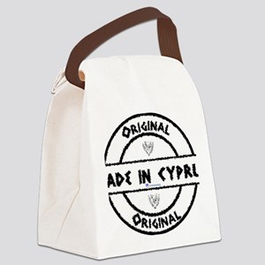 Made in Cyprus Canvas Lunch Bag