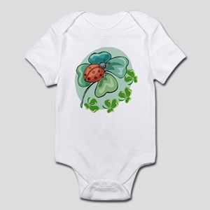 Lucky Ladybug Infant Bodysuit