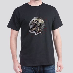 Zombie head Dark T-Shirt