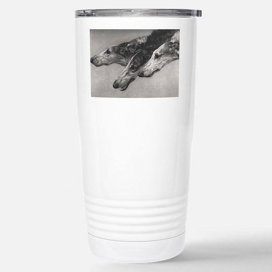 EarlDryBrushPlatter Stainless Steel Travel Mug