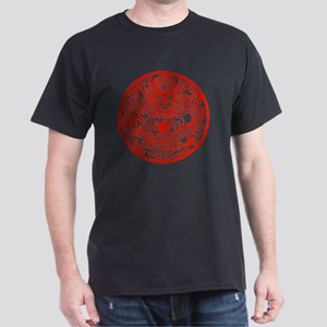 Asian Dragon Dark T-Shirt