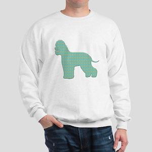 Paisley Spaniel Sweatshirt