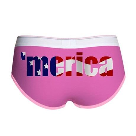 'merica Women's Boy Brief