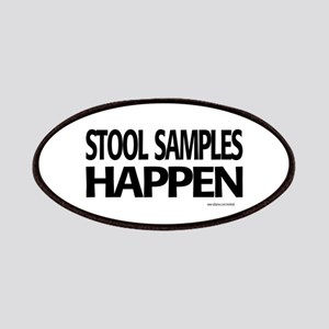 stool samples happen Patches