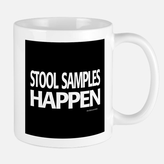 stool samples happen Mugs