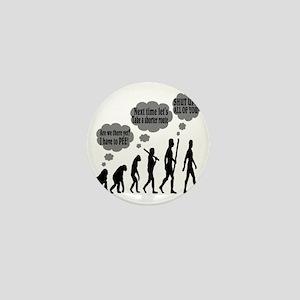 Evolution Mini Button