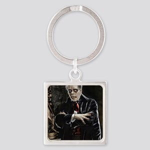 23X35-LG-Poster-lonch Square Keychain