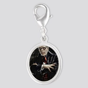 23X35-LG-Poster-lonch Silver Oval Charm