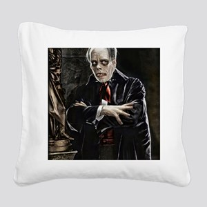 23X35-LG-Poster-lonch Square Canvas Pillow